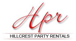 Hillcrest Pary Rentals - Logo
