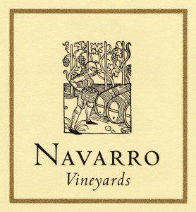 Navarro Vineyards - Logo