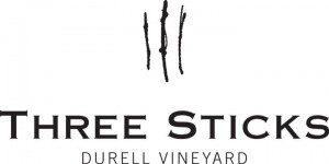 Three Sticks Logo